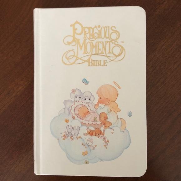Precious Moments Bible Baby Edition